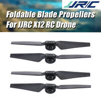 JJRC X12 FPV Racing RC Drone Quadcopter Spare Part CW & CCW Foldable Propellers