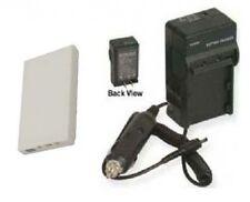 Battery + Charger for Aiptek DZOV58N PVR Pocket DV8800