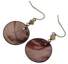 Drop Earrings shell drop design IAS52