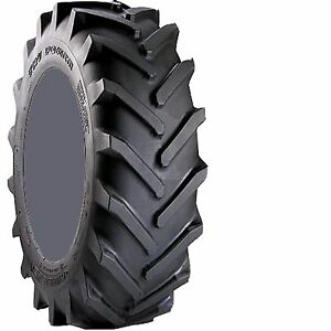 6-12 TIRE 6x12 front 4x4 Compact Garden Tractor Farm AG R-1 lug 4ply made in USA