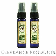 Tiresias Mist 1oz Seed Feminizer Spray Cross Breed Supplement Nutrient, 2 Pack