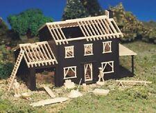 Bachmann Plasticville H O Building Kit House Under Construction 45191