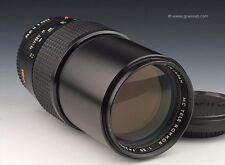 Minolta MC Tele Rokkor-QF 200mm f/3.5