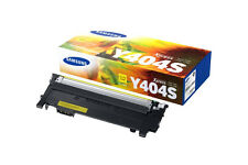CLT-Y404S/ELS Samsung Yellow Toner for SL-C480/430 - 1000 Pages - CLT-Y404S/ELS
