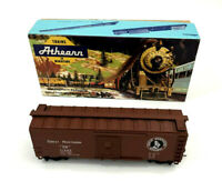 Vintage Athearn HO Great Northern 40' 11582, Kadee Magne-Matic coupler C-9, 5007