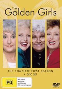 The Golden Girls : Season 1 (DVD, 2005, 4-Disc Set)