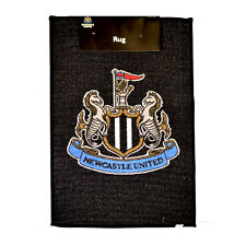 Newcastle United Fc Crest Rug Bedroom Floor Carpet Mat New Gift Xmas 80 X 50 cm
