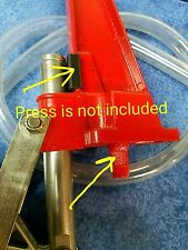 Primer Catcher Lee Small Press 3D Print Tubing Adapter Modification w/extras