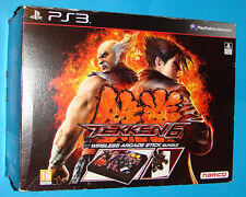 Tekken 6 - Wireless Arcade Stick Edition - Sony Playstation 3 PS3 - PAL