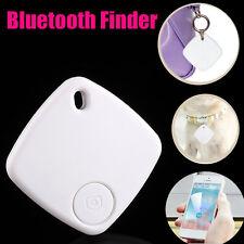 White Bluetooth 4.0 Anti-lost Alarm Key Chain Locator Dog Smart Tracker Finder