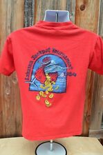 Vintage 80's Lahaina Yacht Club Fishing Jackpot Tournament T Shirt