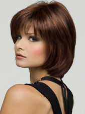 Haley (Mono Top) by Envy Wigs  - Color: Chocolate Cherry B - MARKDOWN