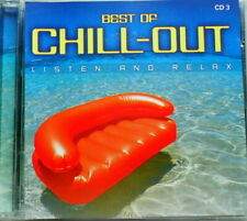 best of chill-out cd3 - listen and relax CD 2005