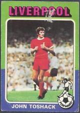 TOPPS 1975 FOOTBALLERS #169-LIVERPOOL-JOHN TOSHACK