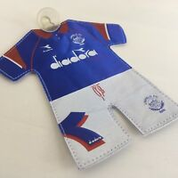 RARE Vintage Belfast Linfield Car Pennant From Mid 90's | Ulster Glasgow Rangers