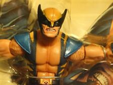 Marvel Legends ASTONISHING WOLVERINE  w/ APOCALYPSE BAF LEFT BLUE  Leg MIP !