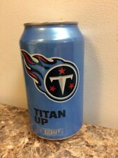 2017 Tennessee Titans bud light nfl kickoff beer can collectors 666326