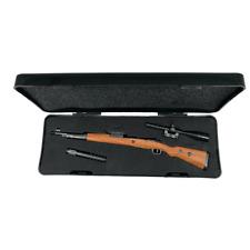 Miniature Mauser M98 Mini Toy Gun | 1/5 Scale Replica Non-firing Toy