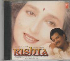 Rishta By Anuradha paudwal , jaswant Singh   [Cd ]