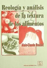 Rheology/analysis of the texture of food. Expedited shipping (spain)