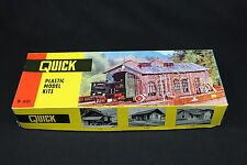 W417 POLA QUICK Train Maquette B601 Hangar plastique decor diorama