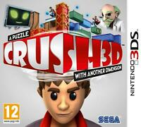 PUZZLE CRUSH 3D | Nintendo 3DS | NEU & OVP | deutsch *