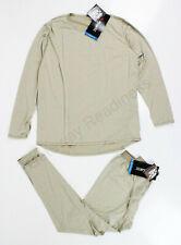 ECWCS Gen 3 Level 1 Light-weight Undershirt & Drawers Set - Large Long