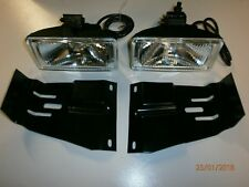Fog lights & Mounting Plates for Range Rover Classic LSE MUC9285 MUC9286 PRC8238