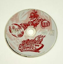 Mario Strikers Charged Nintendo Wii VIDEO GAME DISC ONLY
