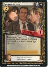 Buffy CCG TCG Angels Curse Unlimited Edition Card #25 Confrontation