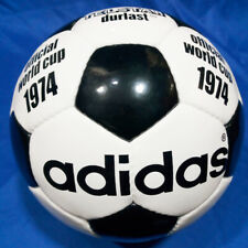 Adidas Durlast Telstar | Official Leather Match Ball | Germany World Cup 1974