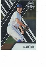 2017 Panini Elite Extra Edition #106 Daniel Tillo Kansas City Royals 101/999