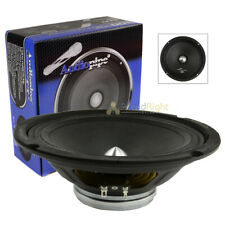 """1 Audiopipe APMB-811DR 8"""" 300W Low Mid Frequency Loudspeaker Neodynium Magnet"""