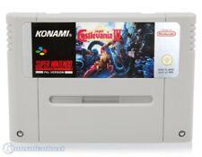 Nintendo SNES Spiel - Super Castlevania IV Modul