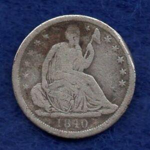 USA, 1840 Half Dime (Ref. c7795)