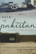 Back to Pakistan: A Fifty-Year Journey-ExLibrary