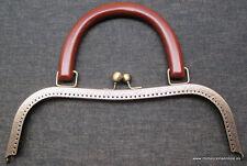 Asa - boquilla para bolso o monedero grande, 27 centímetros ( cajón 35)