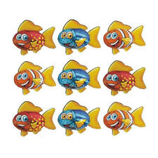 100 CHOCOLATE FISH-KIDS BIRTHDAY FINDING NEMO THEME PARTIES GIFT BAGS PROMOTIONS