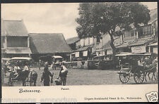 Indonesia Postcard - Buitenzorg Passer   RT1919