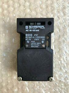 SCHMERSAL AZ 16-03zvk Safety Interlock Switch