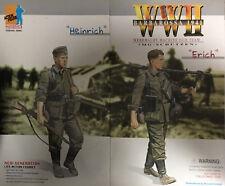 Dragon 1/6 Duel at Stalingrad Misha & Major Kater (Very Rare Limited Edition)