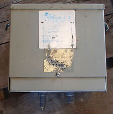 ACME TRANSFORMER T-2A-53328-1S 3.0 KVA 3 PHASE TRANSFROMER Used Cut Out