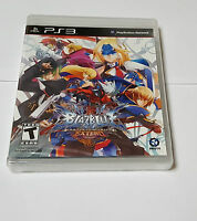 BlazBlue: Continuum Shift Extend (Sony PlayStation 3, 2012) ps3 new
