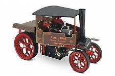 Wilesco D 310 Live Steam Engine Foden Tractor Mighty Atom See Video USA Shipped