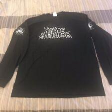 ANAAL NATHRAKH logo LS XL, Gorgoroth, Dissection, Taake, Urgehal, Destroyer 666