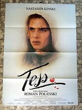 TESS* Nastassja Kinski * A1-Filmposter - German 1-Sheet 1979 ROMAN POLANSKI