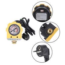 Pumpensteuerung Wasserpumpe Druckregler Druckschalter Einstellbar 0 ~ 10 Bars bg