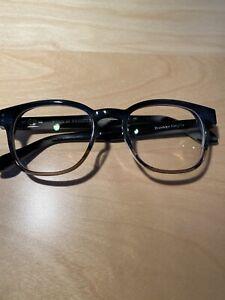 """Born In Brooklyn Eyeglasses """"Brooklyn Heights"""" 145 Model W/Leather Pouch NEW"""