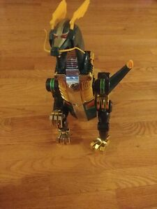 Power Rangers Serpentera Lord Zedd Zord Green Dragon Bandai 1995