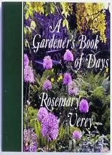 A Gardener's Book of Days,Rosemary Verey